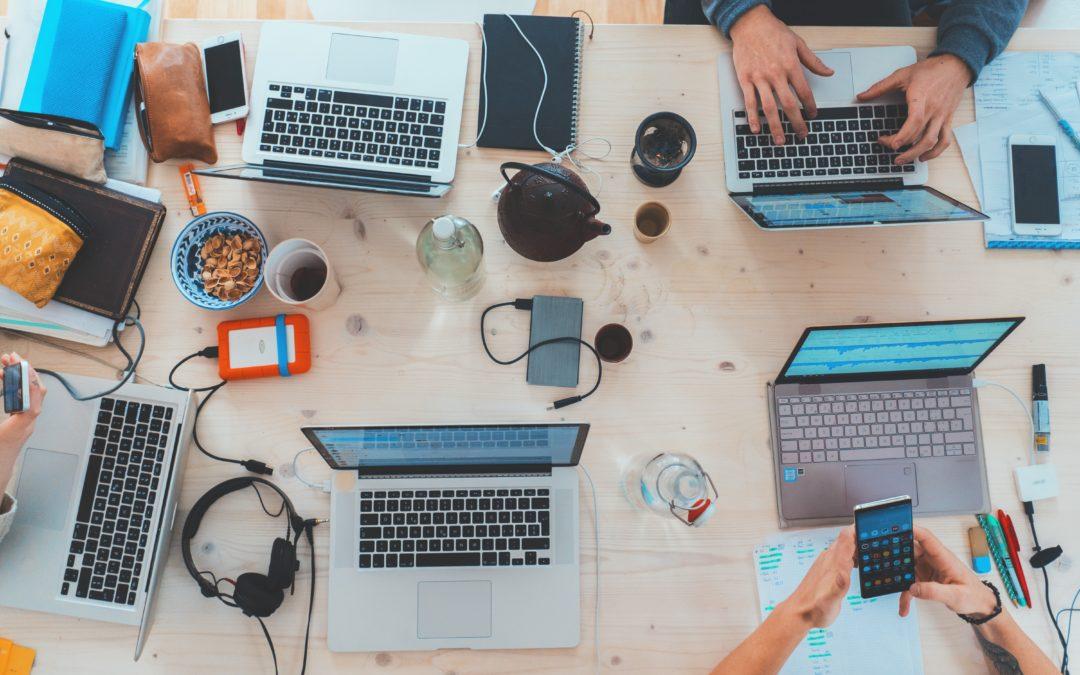 Etude sur le numérique en France en 2019